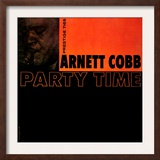 Arnett Cobb - Party Time Prints