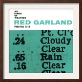Red Garland - All Kinds of Weather Posters