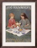 Good Housekeeping, August, 1924 Poster