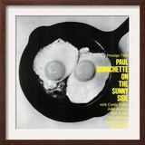 Paul Quinichette - On the Sunny Side Print