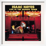 Isaac Hayes - Live at the Sahara Tahoe Art