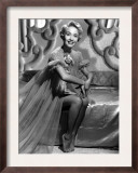 Jane Powell, Early 1950s Print