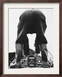 Head Hunter, Copenhagen, Denmark, c.1961 Framed Photographic Print