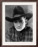 Buck Jones, c.1920s Prints