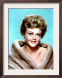 Portrait of Angela Lansbury Print