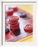 Checkers and Board Posters