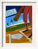 Batter up Baseball Prints