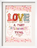 Love is a Many Splendored Thing Posters