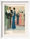 Vogue, UK, 1930 Prints