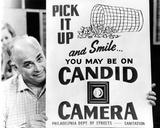 Candid Camera Photo