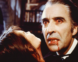 Christopher Lee - Dracula A.D. 1972 Photo