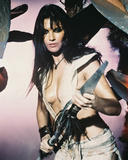 Caroline Munro - At the Earth's Core Photo