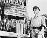 Alec Guinness - The Bridge on the River Kwai Photo