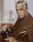 Boris Karloff - Targets Photo