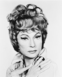 Agnes Moorehead - Bewitched Photo