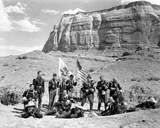 Le Massacre de Fort Apache Photographie