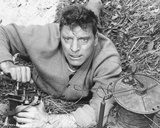 Burt Lancaster - The Train Photo