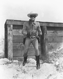 Clayton Moore - The Lone Ranger Photo
