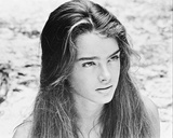 Brooke Shields - The Blue Lagoon Photo