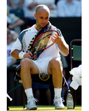 Andre Agassi Photo