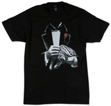 The Godfather - Vito Corleone Costume Tee Shirt