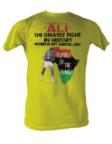 Muhammad Ali - Rumble Jungle Tshirts