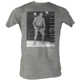 Andre the Giant  - Tower T-Shirt