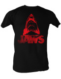 Jaws - Red J T-Shirts
