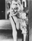 Anita Ekberg - La Dolce vita Photo