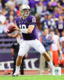 Jake Locker University of Washington Huskies 2009 Action Photo