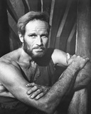 Charlton Heston - Planet of the Apes Photo