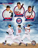 Minnesota Twins 2011 Triple Play Composite Photo