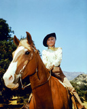 Barbara Stanwyck - The Big Valley Photo