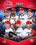 St. Louis Cardinals 2011 Team Composite Photo