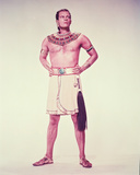 Charlton Heston - The Ten Commandments Photo