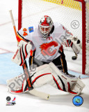 Miikka Kiprusoff 2010-11 Action Photo