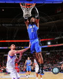 Dwight Howard 2010-11 Action Photo