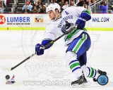 Kevin Bieksa 2010-11 Action Photo
