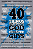 40 Guys Posters