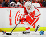 Pavel Datsyuk 2010-11 Action Photo