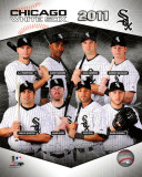 Chicago White Sox 2011 Team Composite Fotografía