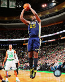 Al Jefferson 2010-11 Action Photo