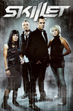 Skillet Posters