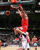 Joakim Noah 2010-11 Action Photo