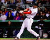 Carl Crawford 2011 Action Photo
