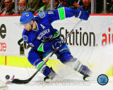 Ryan Kesler 2010-11 Action Photo