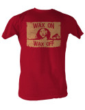 Karate Kid - Wax On Sunset T-Shirt