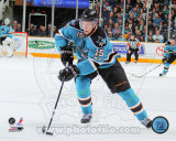 Dany Heatley 2010-11 Action Photo