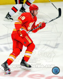 Matt Stajan 2010-11 Action Photo
