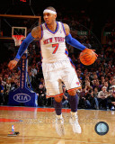 NBA Carmelo Anthony 2010-11 Action Photo